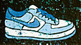 Air Force One #1 (close-up)