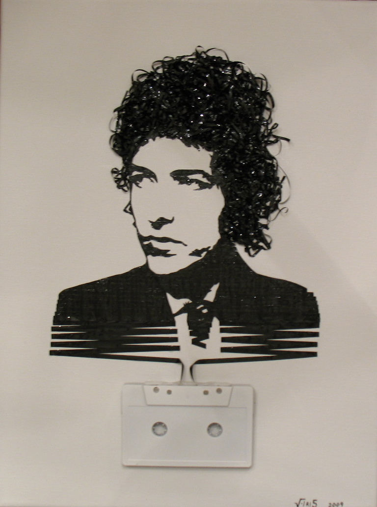 Dylan_tape_painting
